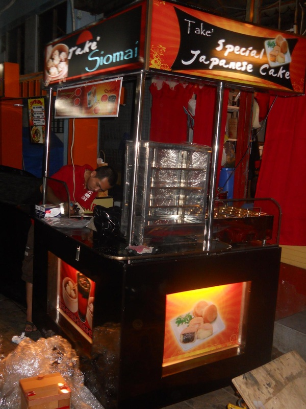 Food Cart Maker In Cebu City