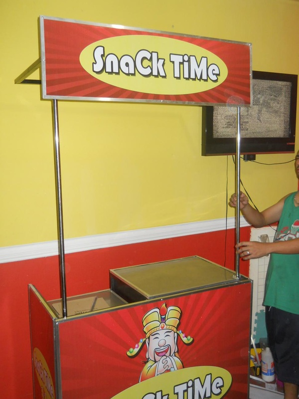 Franchise Food Cart In Davao City